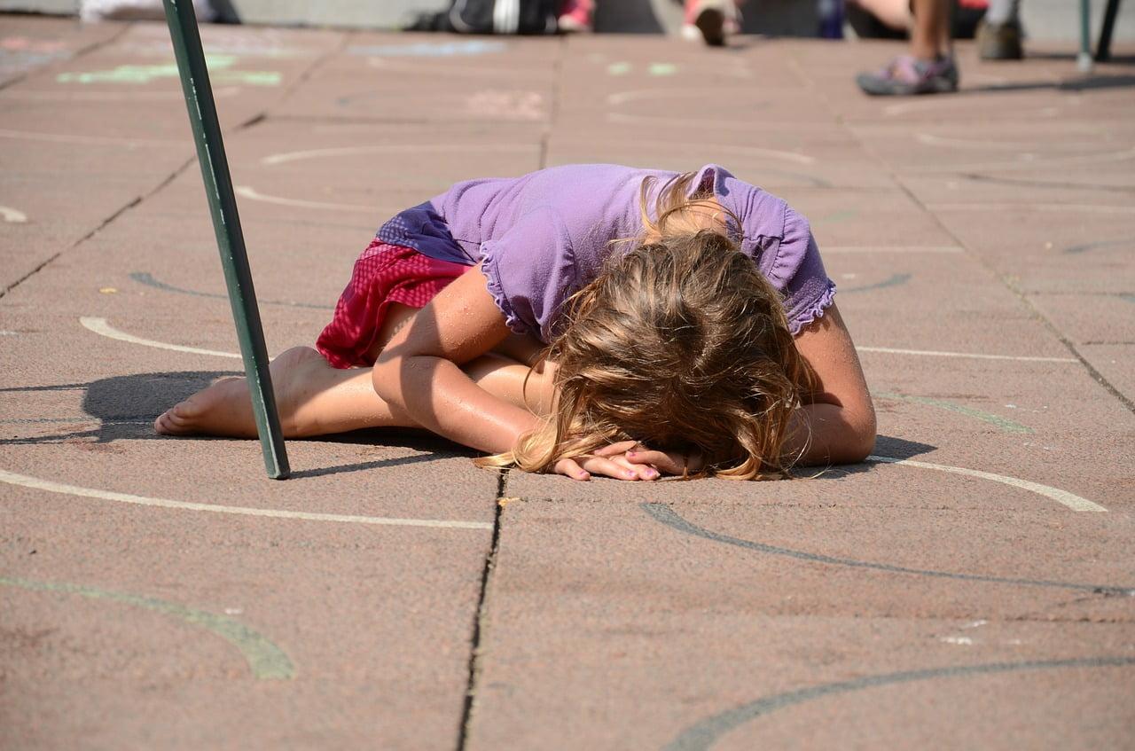 Детская истерика. Как остановить и предотвратить?