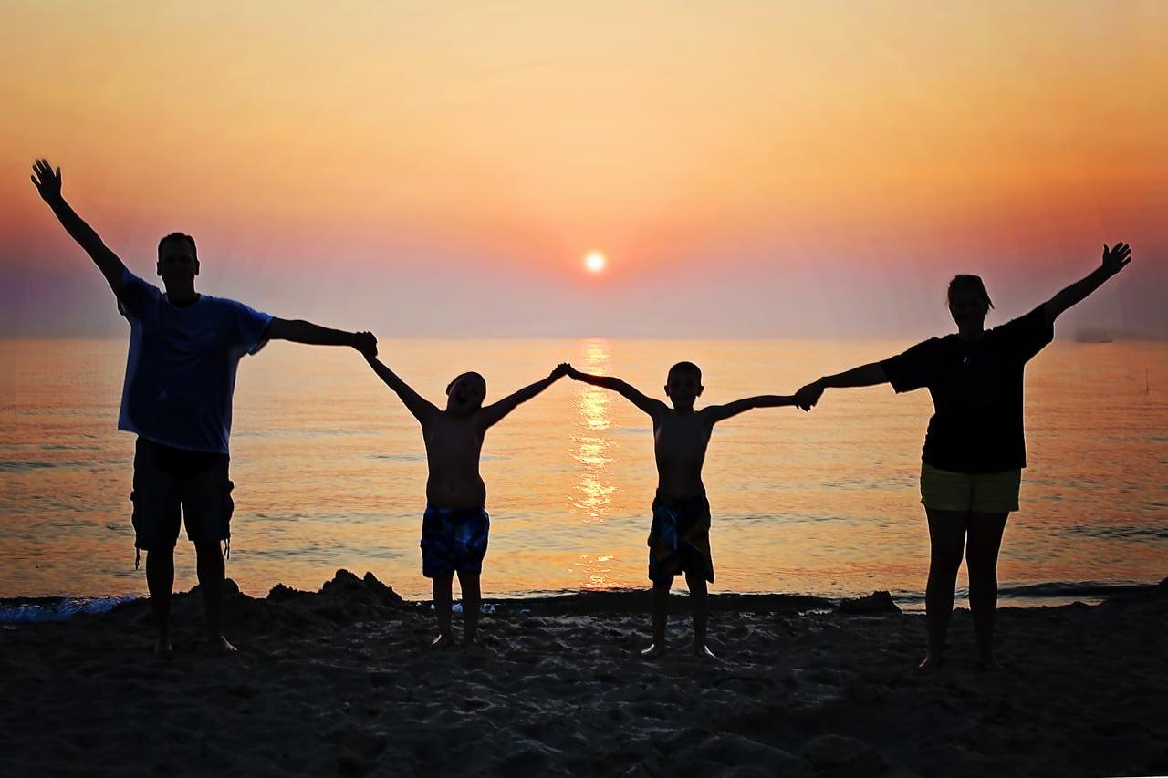 5 главных правил в воспитании ребенка.