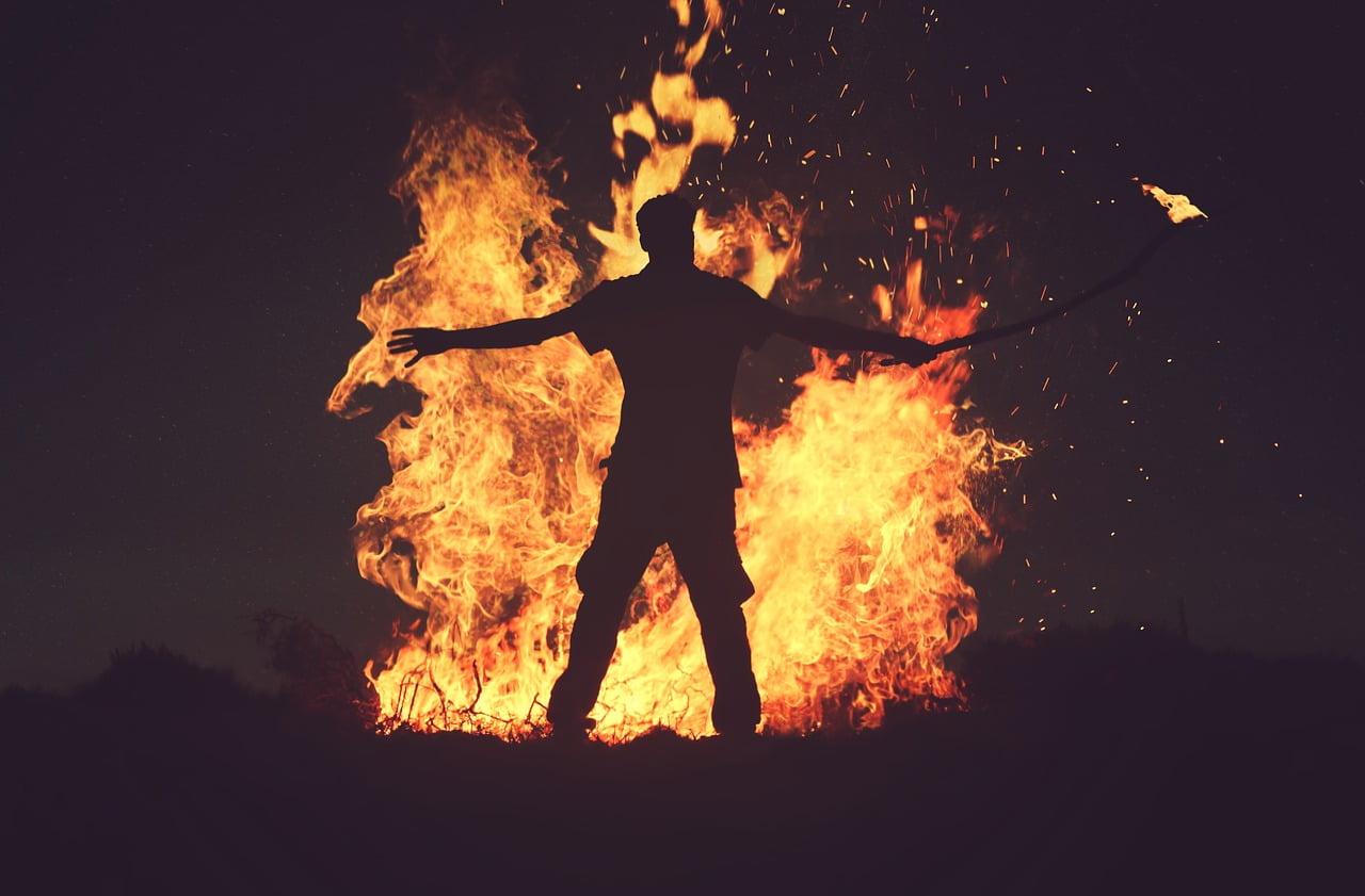 Синдром эмоционального выгорания.