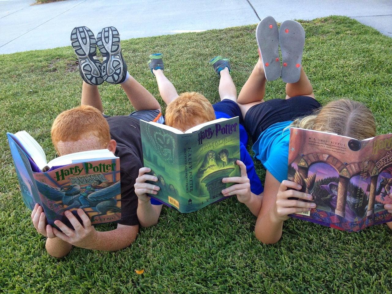 Зачем читать ребенку книги.
